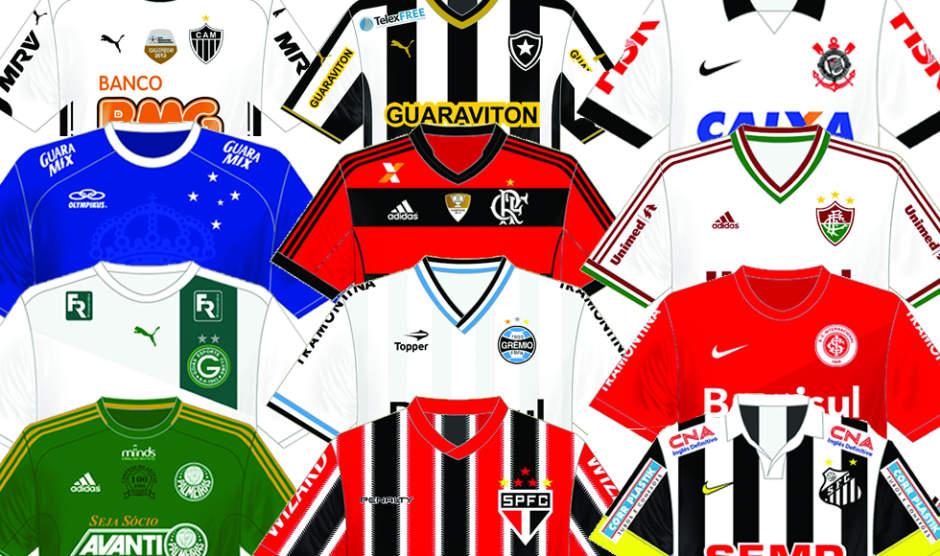 Bitmoji Camisas Clubes t Futebol 817fabceea5ad