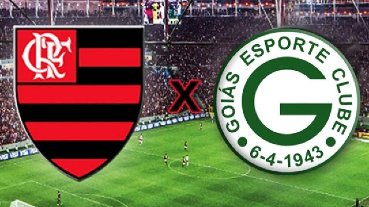 Flamengo x Goi�s: local, hor�rio, escala��o e transmiss�o