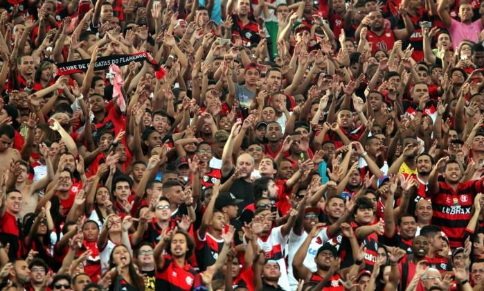 Flamengo x Atlético-PR: ingressos à venda para jogo no Maracanã