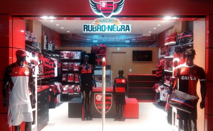 Vire sócio-torcedor na loja oficial mais perto de você - Coluna do Flamengo  - Notícias 79079deb3fb9a