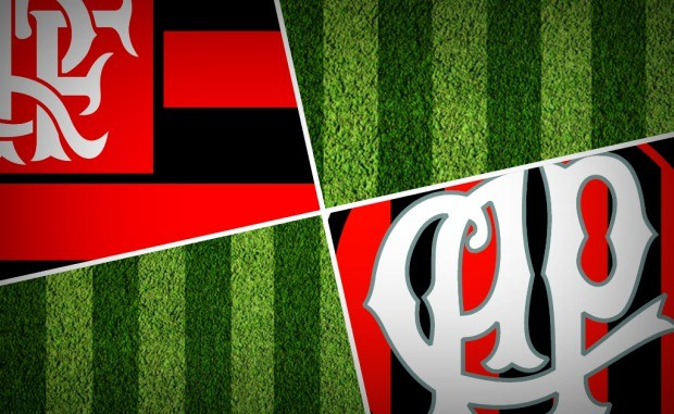 Números e curiosidades de Flamengo x Atlético-PR