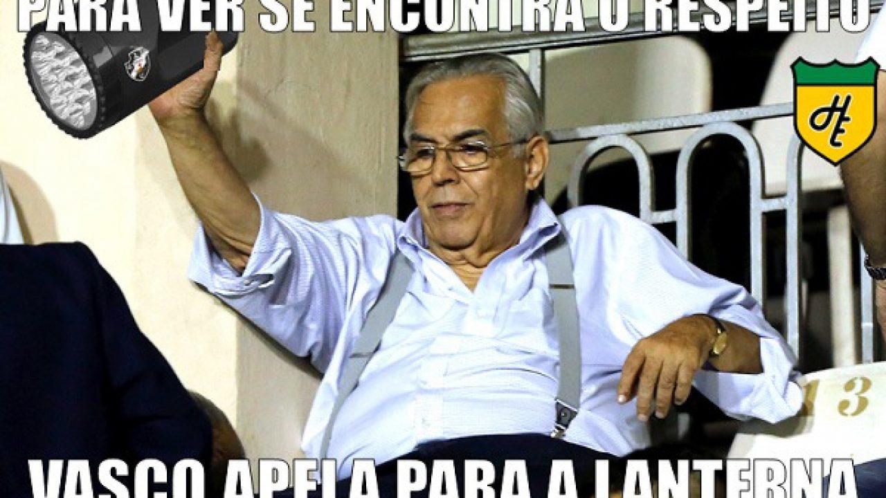 Vasco Acende A Lanterna Para Procurar O Respeito Veja Memes