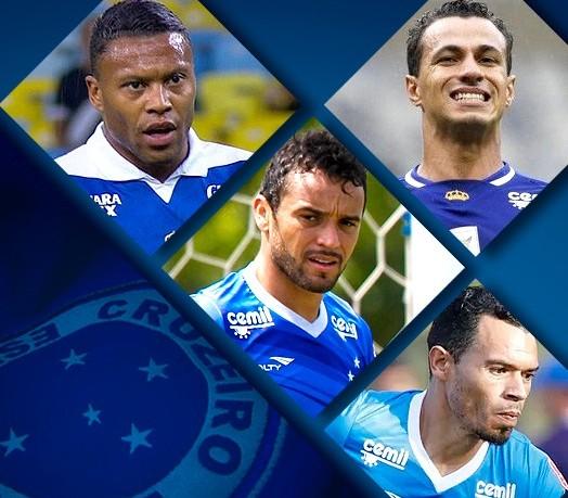 Opções para o Flamengo  Cruzeiro dispensa Damião f059060239b26