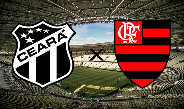 Cear� x Flamengo: local, hor�rio, escala��o e transmiss�o