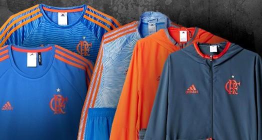 Adidas lança novos uniformes de treino e agasalho do Flamengo - Coluna do  Flamengo - Notícias aa350809eb283