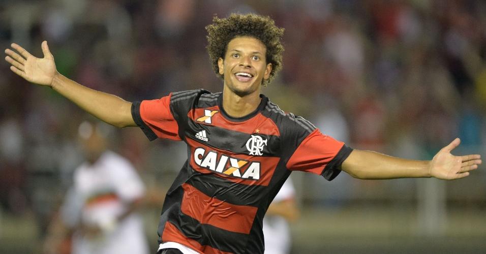 Melhor Que Elias? Arão, O Ponto De Equilíbrio Do Flamengo
