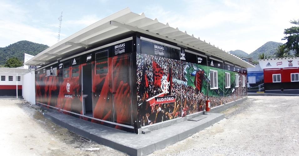 Flamengo volta a treinar em CT após R  2 milhões investidos  veja fotos -  Coluna do Flamengo - Notícias 7607603691672