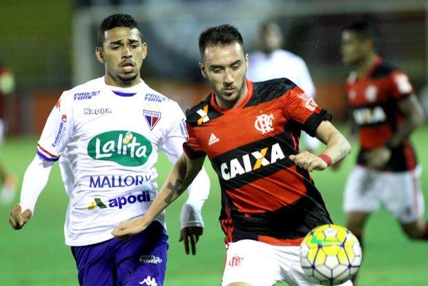 32843b7b9b Notas  Arão e Mancuello erram muito em novo vexame do Flamengo - Coluna do  Flamengo - Notícias