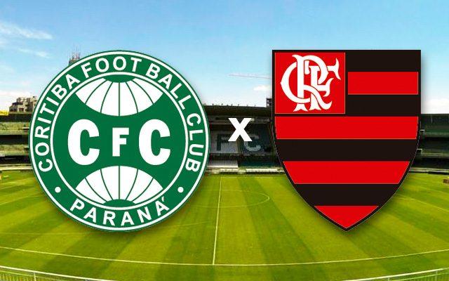 Resultado de imagem para Coritiba x Flamengo 2016