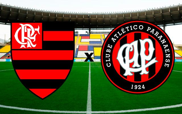 Flamengo x Atlético-PR – Comente o jogo aqui!