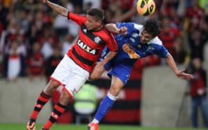 Em 2013, pela Copa do Brasil, vitória e classificação rubro-negra no Maracanã