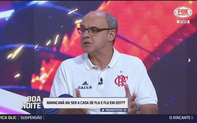 5974a1a58f Bandeira vê Maracanã como prioridade do Fla e reitera desejo de construir  estádio  boutique