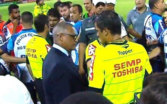 Pontos do Flamengo são retirados