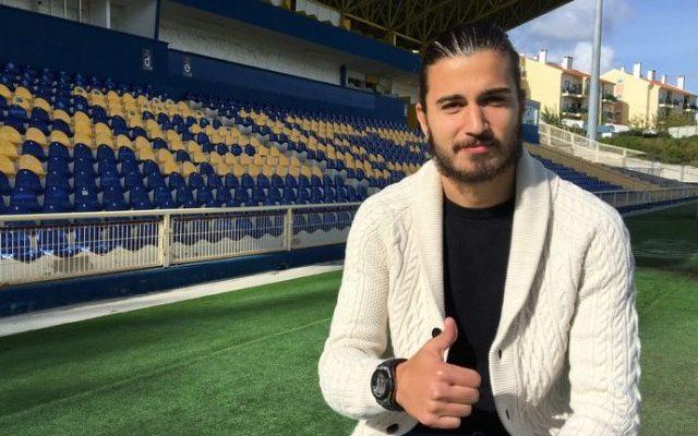 Mattheus Oliveira assina até 2022 com o Sporting