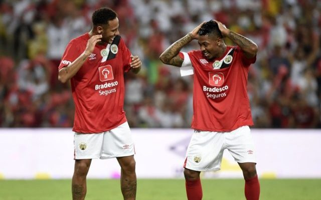 Neymar no Flamengo? Craque admite desejo e diz que 'seria uma honra'