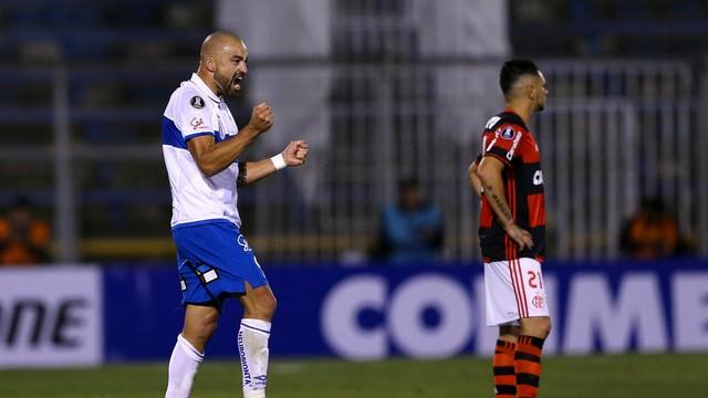 Flamengo tropeça e Cruzeiro é o único invicto entre os clubes da Série A em  2017 a5ec4a5421bfc