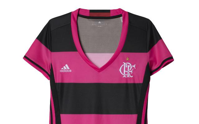 Flamengo lança camisa especial voltada para a torcida feminina - Coluna do  Flamengo - Notícias 6a60cd6c643b7