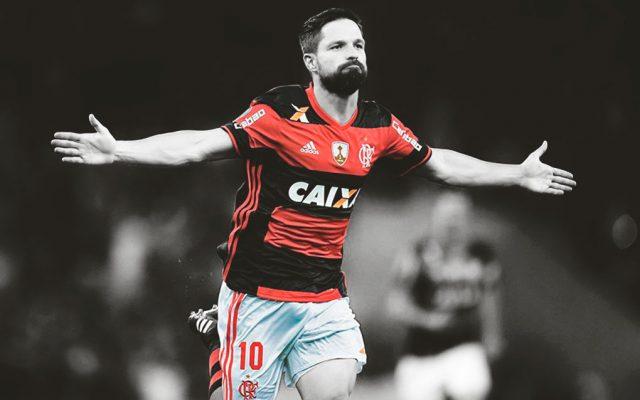 O camisa 10 nota 10! É Diego mais 10 - Coluna do Flamengo - Notícias ... 2249f2f687aea