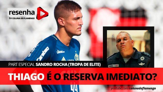 Thiago é o reserva imediato de Alex Muralha  Confira o Resenha de hoje e  deixe sua opinião! d6d981f7cb5ef