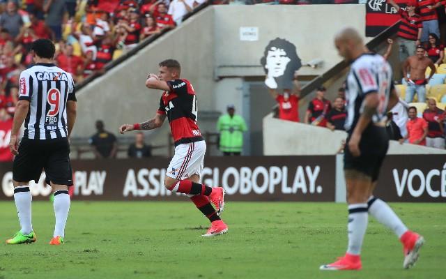 Flamengo perde na Argentina e é eliminado