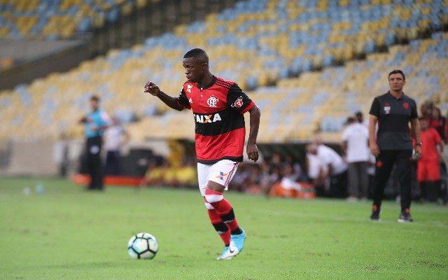 A estreia de Vinícius Junior - Análise