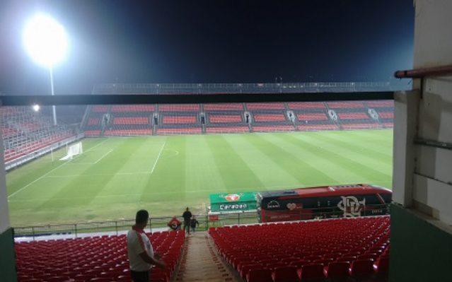 Cinco mil ingressos já foram vendidos para Fla x Atlético-PR; Setor Norte  esgotado