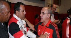 Em áudio, Cacau Cotta diz sentir falta de Godinho no futebol e se coloca à disposição