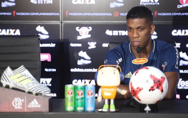 Zé Ricardo valoriza classificação do Flamengo: