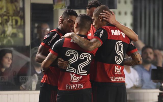 Tirem de campo os perebas do Flamengo