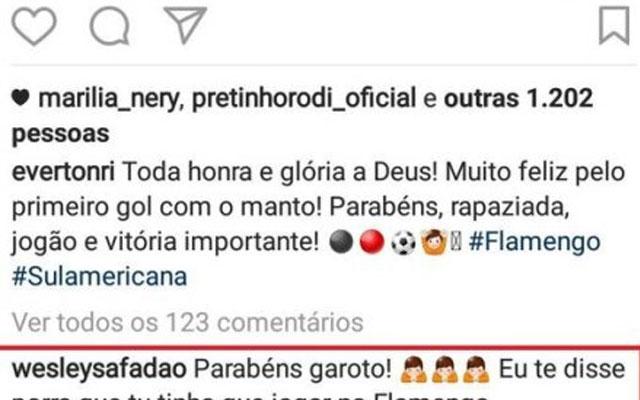 Palestino x Flamengo: transmissão ao vivo e online (05/07)