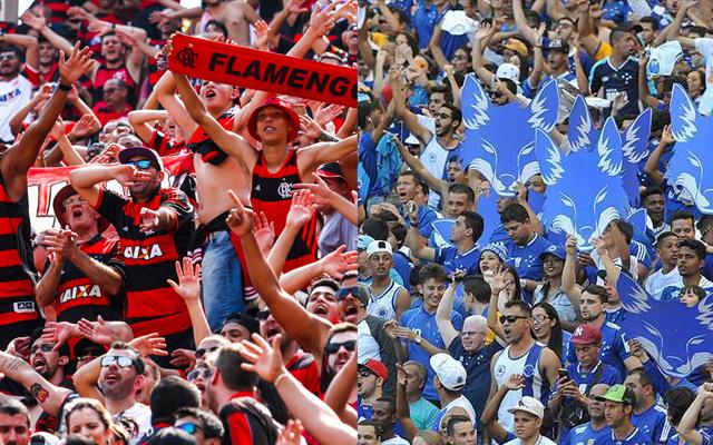 Amizade entre Flamengo e Cruzeiro teve início através das torcidas ... 627b9746a7f2b