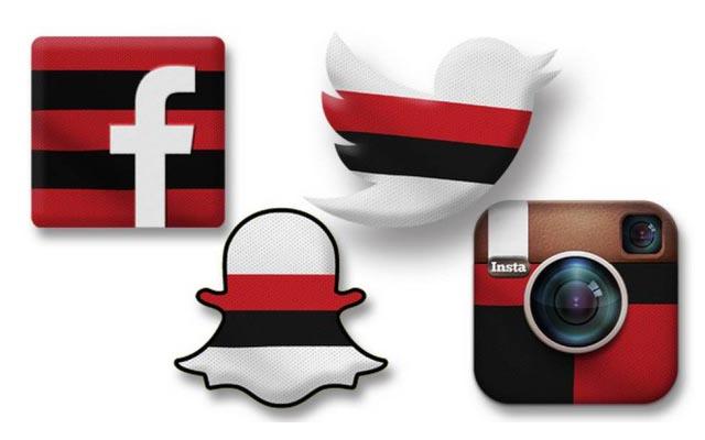Pra respeitar! Flamengo termina 2020 no sexto lugar do ranking mundial de interações nas redes sociais