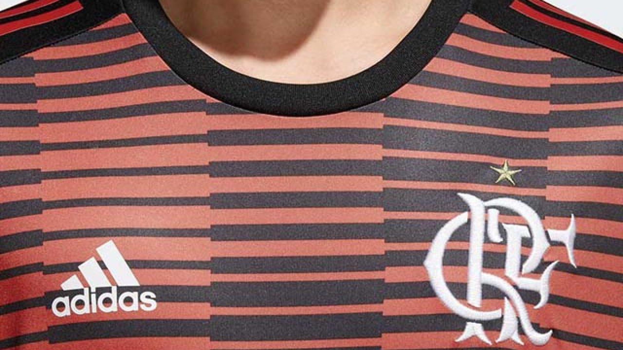 c56cc2320a Fla lança camisa com material reciclado do oceano - Flamengo - Notícias,  contratações, jogos e classificação - Coluna do Fla