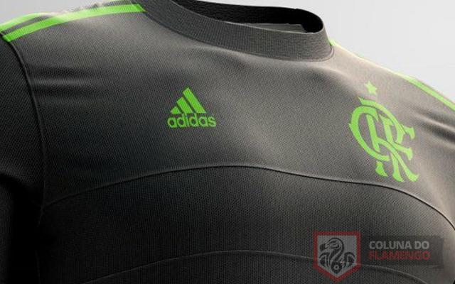 Exclusivo  veja prováveis uniformes do Fla para próxima temporada ... f81f094616508