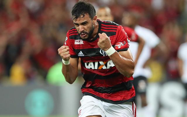 804e9c70ce Jornalista  revela  método de Henrique Dourado nas cobranças de pênalti -  Coluna do Flamengo - Notícias