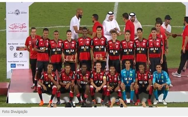 "Flamengo  ""Sub-16 vence Real Madrid e é campeão invicto em Dubai"" aaa999525e136"
