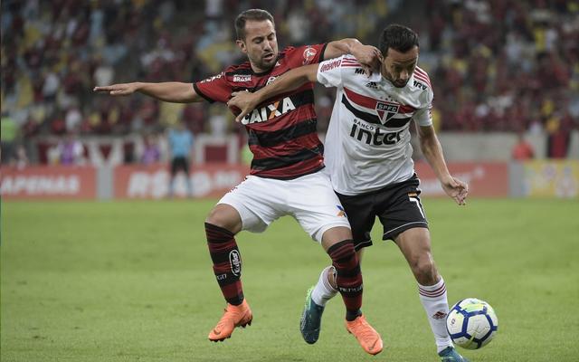 Olho no rival: São Paulo pode ter até seis desfalques para encarar o Flamengo