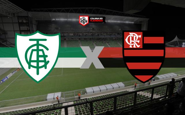 [PR�XIMO JOGO] Saiba onde assistir, hor�rio e informa��es de Am�rica Mineiro x Flamengo
