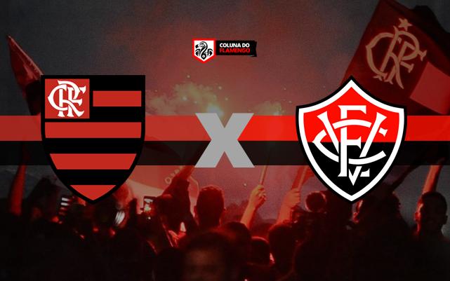 268258c237e7d Flamengo x Vitória - Curiosidades da partida - Coluna do Fla - Notícias