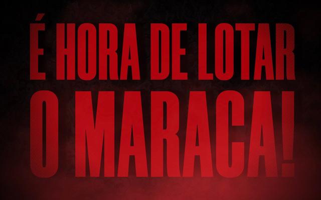 Flamengo lança campanha para alavancar venda de ingressos para jogo contra  o Grêmio 46d362db35d1d
