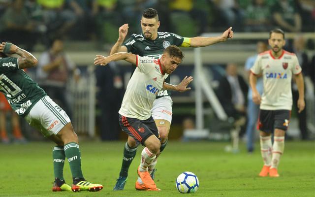 Dorival enaltece trabalhos de Fla e Palmeiras e vê possível domínio das equipes no futebol nacional