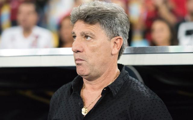 b1ca085dbb2db Renato Gaúcho dá sinal positivo para Flamengo em reunião