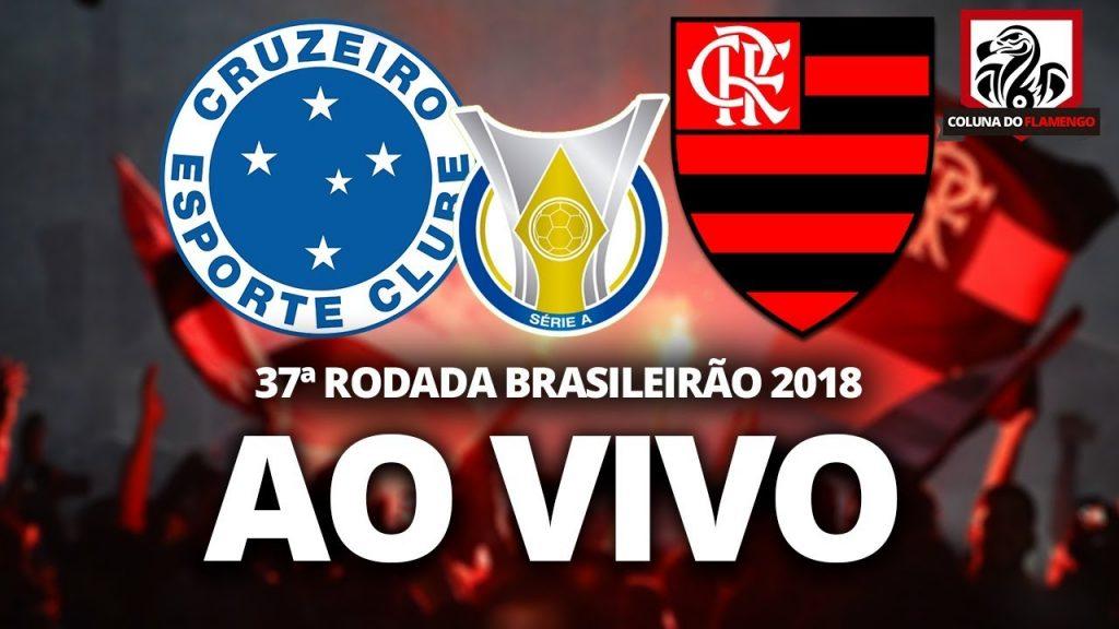 Assista A Cruzeiro X Flamengo Ao Vivo Com A Tv Coluna Do