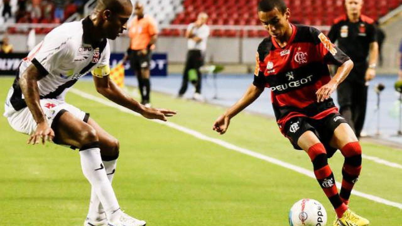 """Dedé relembra golaço de Rafinha contra o Vasco: """"Ele bagunçou a gente"""" -  Flamengo   Coluna do Fla"""