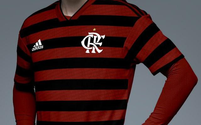 962ef61bb8 Carros, Direito, Futebol etc e tal.: Novos uniformes do Flamengo ...
