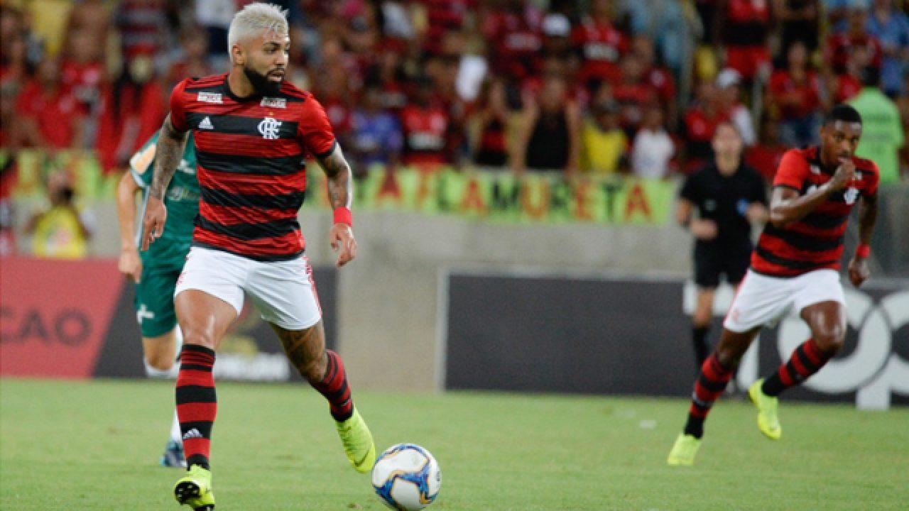 Flamengo treina com bola, e Abel monta time com Gabigol entre os ...