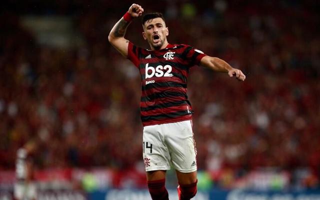 ab5996ced93f3 Vaza nova camisa do Flamengo para temporada 2019 20 - Coluna do Fla ...