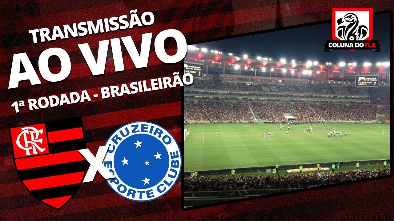 Assista A Flamengo X Cruzeiro Ao Vivo Com O Coluna Do Fla