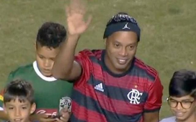 Flamengo é Eliminado Da Copa Legends Pelo River Plate