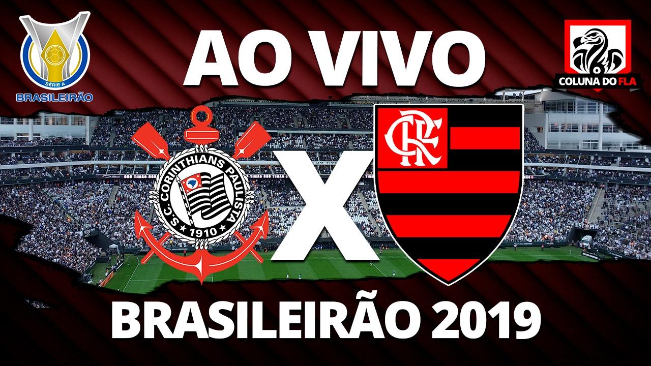Ao Vivo Assista A Corinthians X Flamengo Com O Coluna Do